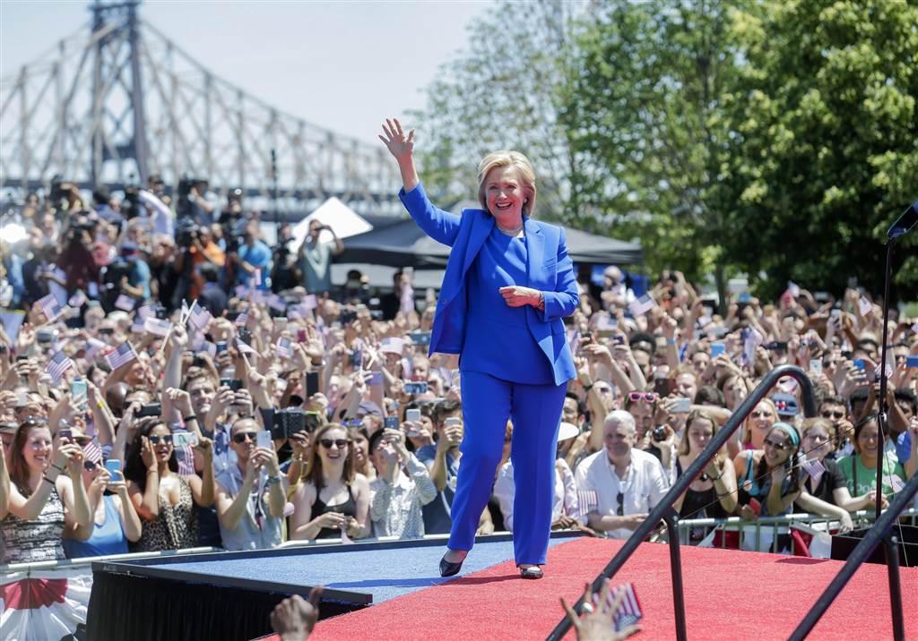 Hilary-Clinton-chinh-thuc-tro thanh ung cu vien tong thong dang dan chu
