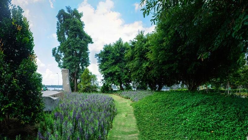 Chủ đầu tư Kusto Home khẳng định tỷ lệ phủ xanh của đảo Kim Cương lên mức 16m²/người.