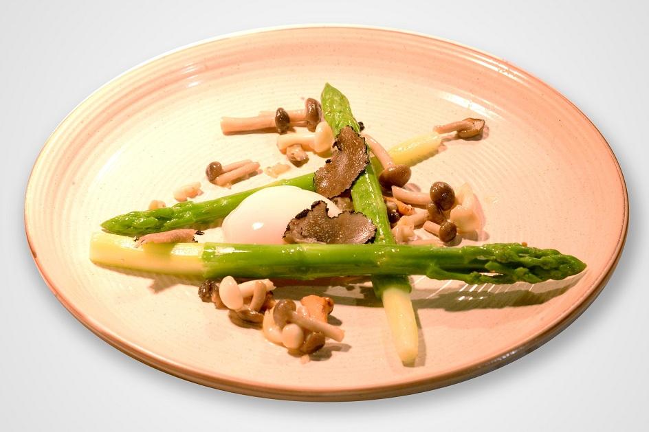 Hương vị ẩm thực mang đậm chất Pháp tại Le Corto.