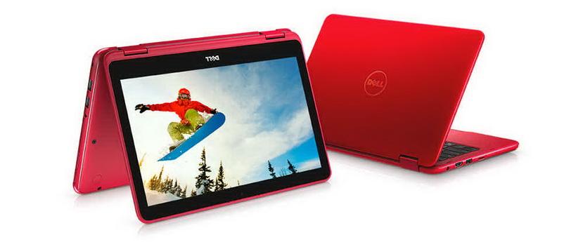 Inspiron 3169 có màn hình 11.6 inch, độ phân giải cao cho hình ảnh sắc nét như thật.