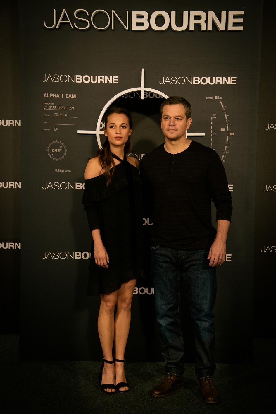 Vợ chồng nam tài tử Matt Damon.