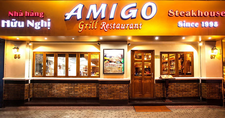 Amigo Grill vao top 10 nha hang hang dau VN 1