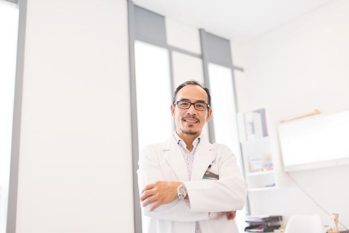 bác sĩ Lê Trọng Phát