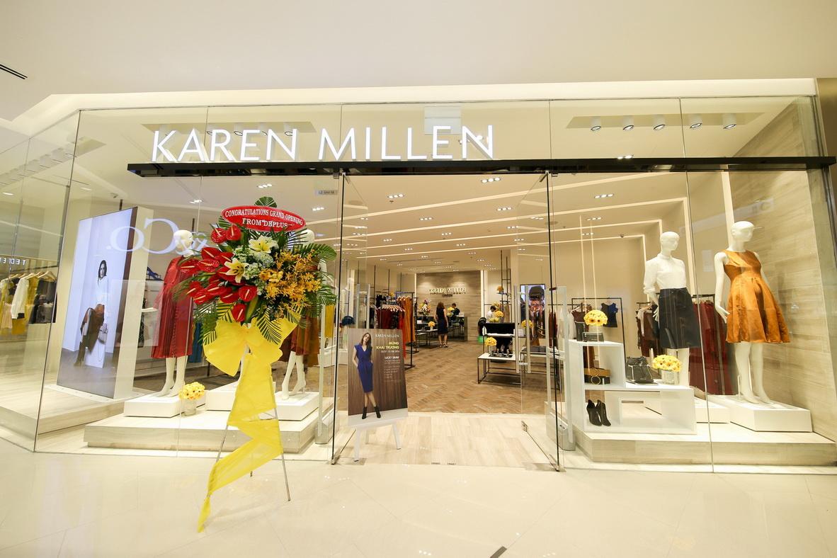 Karen Millen khai truong 9