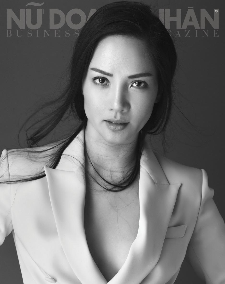 CEO nu doanh nhan Mai Son Maison Group