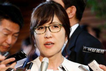 Tân Bộ trưởng Quốc phòng Nhật Bản Tomomi Inada.