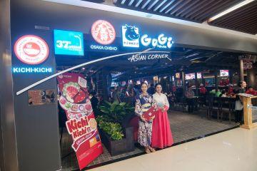 the gioi am thuc tai Saigon Centre