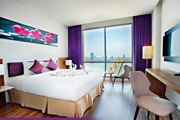 trang mat ngot ngao tai Vanda Hotel Danang 1