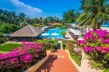 uu dai tu Seahorse Resort & Spa