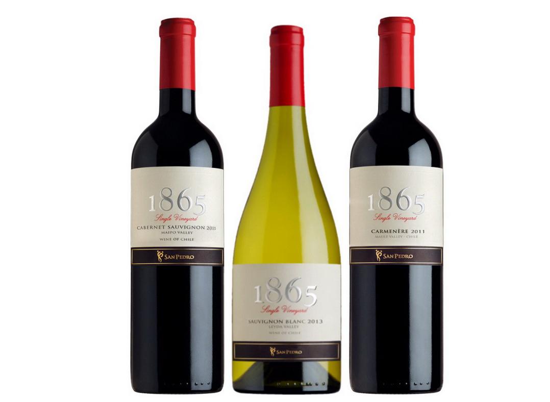1865 Single Vineyard Carmenere 2014 lot vao Top 10 vang Carmenere Chi Le