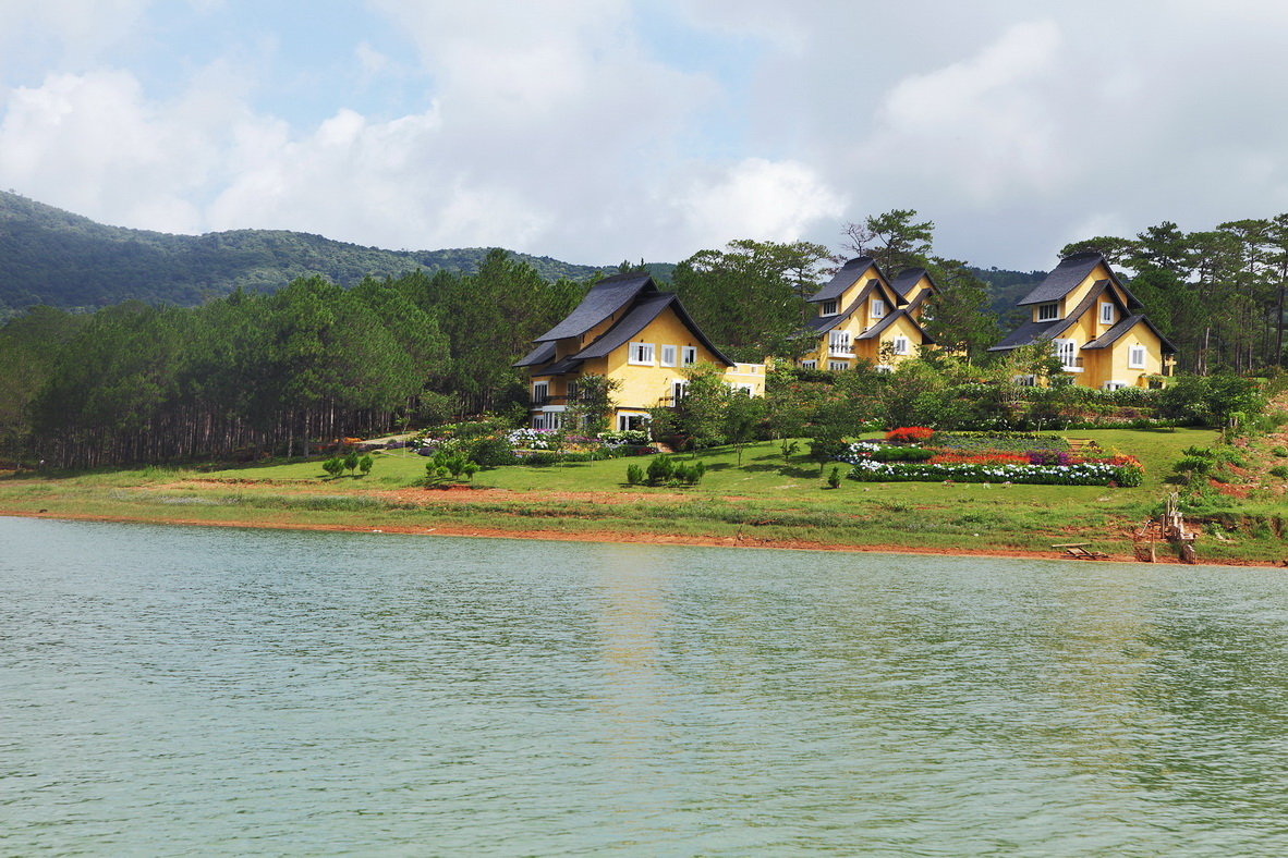 BINH AN VILLAGE DALAT RESORT 2