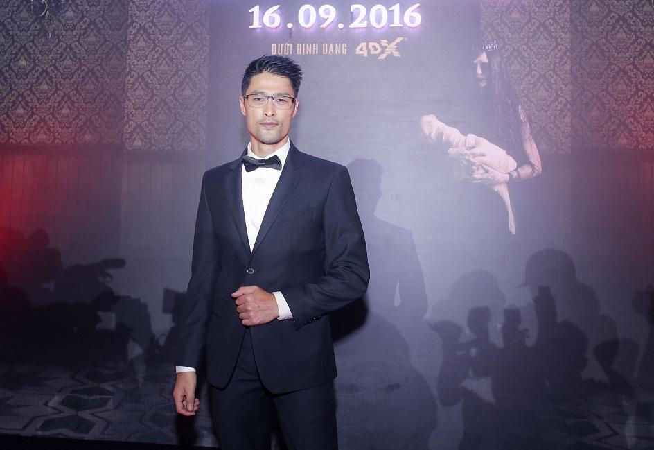 Diễn viên Johnny Trí Nguyễn.