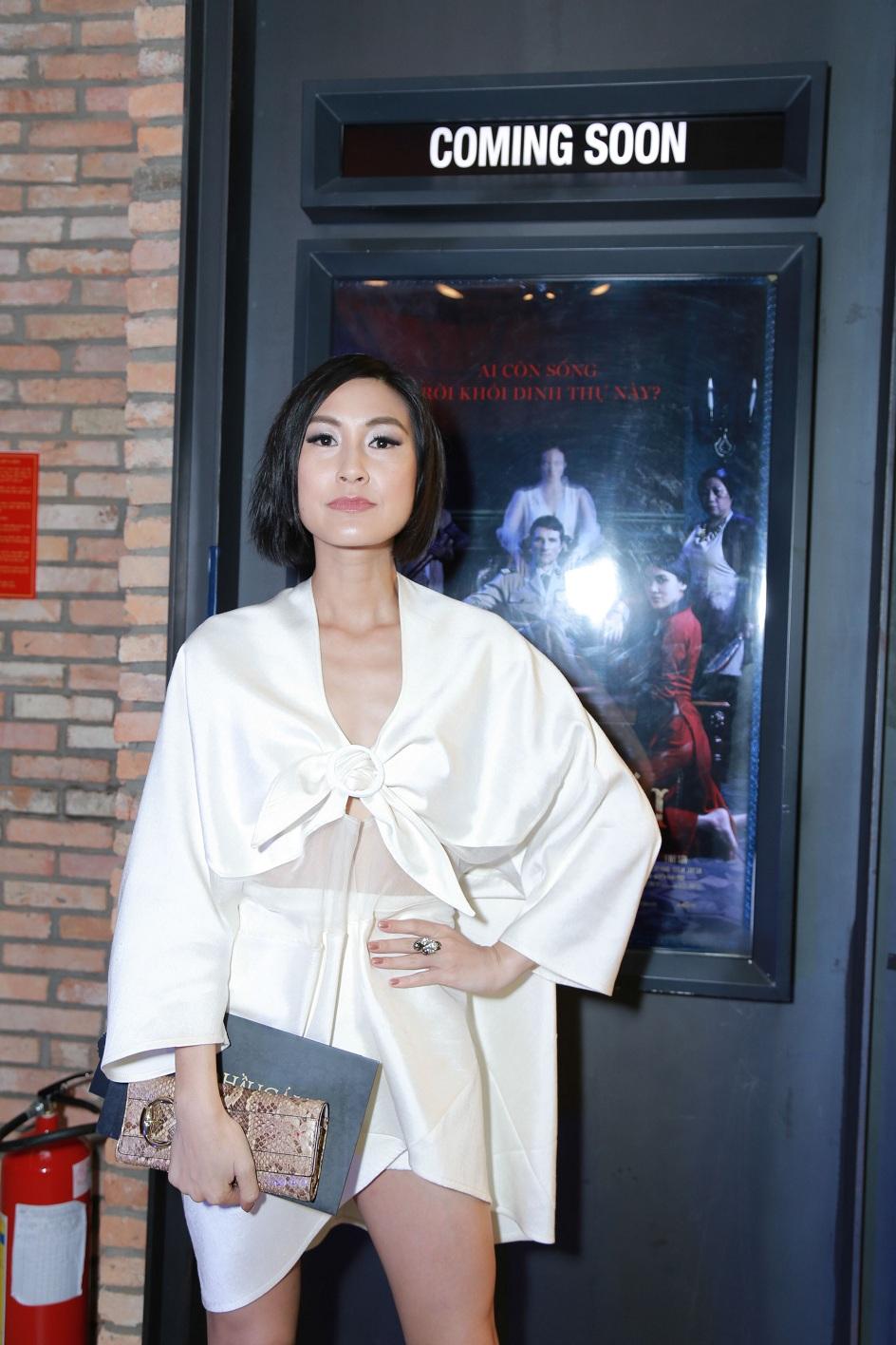 Nữ diễn viên Katy Uyên.