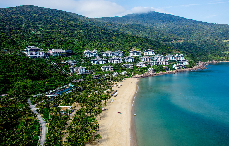 InterContinental Danang Sun Peninsula Resort nhan giai khu nghi duong tot nhat