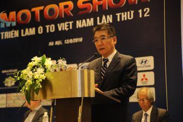 Ông Yoshihisa Maruta - Chủ tịch VAMA