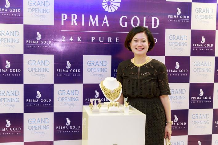 Bà Ureerat Ratanaprukse - Tổng lãnh sự quán Vương quốc Thái Lan tại Việt Nam