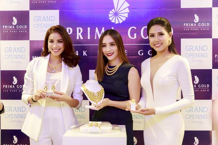 Prima Gold ra mat flagship dau tien tai VN 5