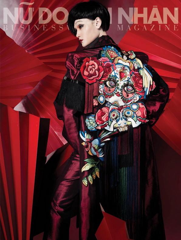 Trang phục Mamacita by Bành Nhật Di