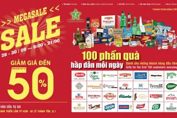 chuong trinh AnNam Mega Sales 2016