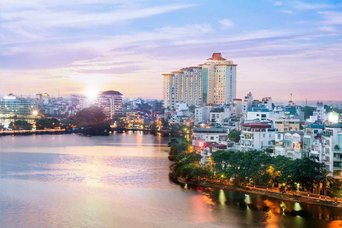 khai truong khach san Pan Pacific dau tien tai VIET NAM