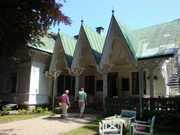 Nhà nghỉ dưỡng Sjotorp