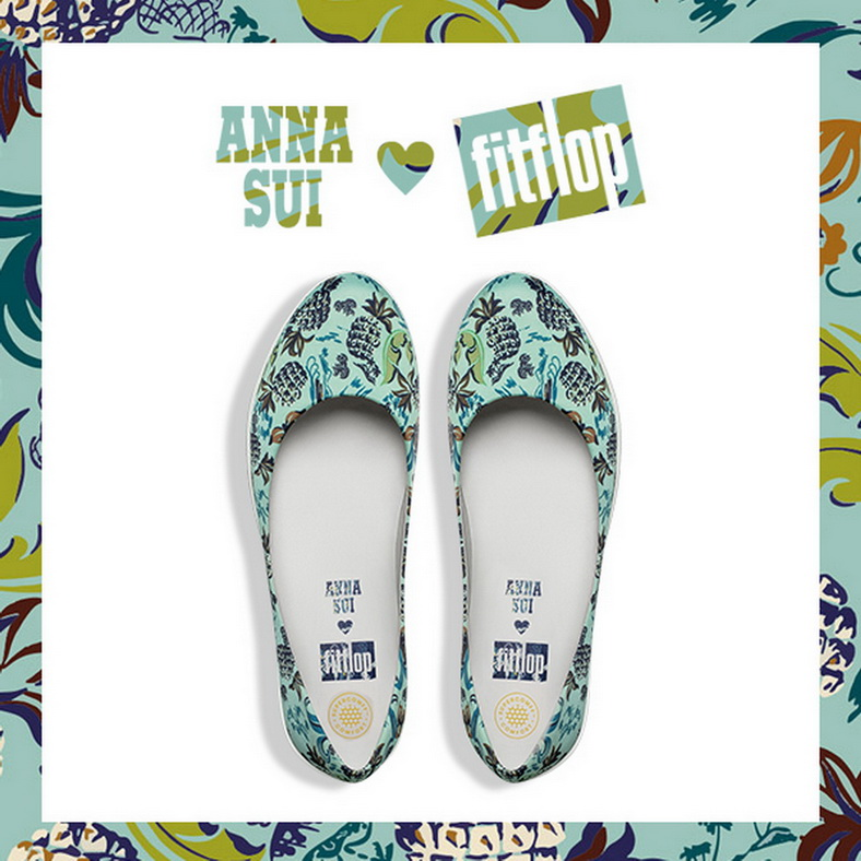 FitFlop™ bat tay voi Anna Sui 6