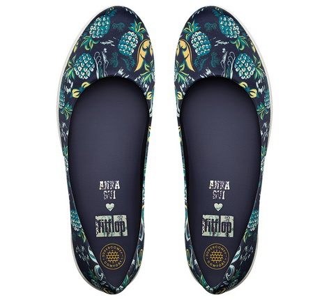 FitFlop™ bat tay voi Anna Sui 7