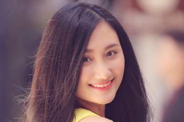 Phan Thị Thanh Nhàn – top 6 Hoa khôi Áo dài 2014.