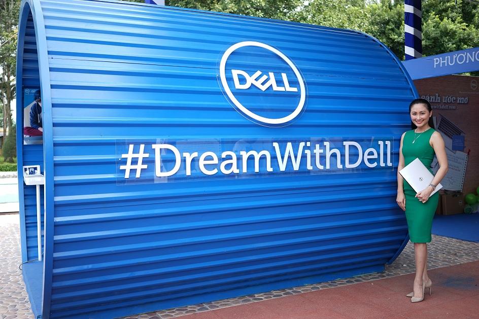 Hãy can đảm chia sẻ ước mơ cùng Dell để có cơ hội nhận được những phần học bổng giá trị.