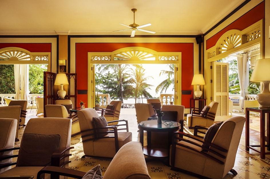 La Veranda sẽ đưa du khách trở về thời kỳ lãng mạn đã qua của Việt Nam.