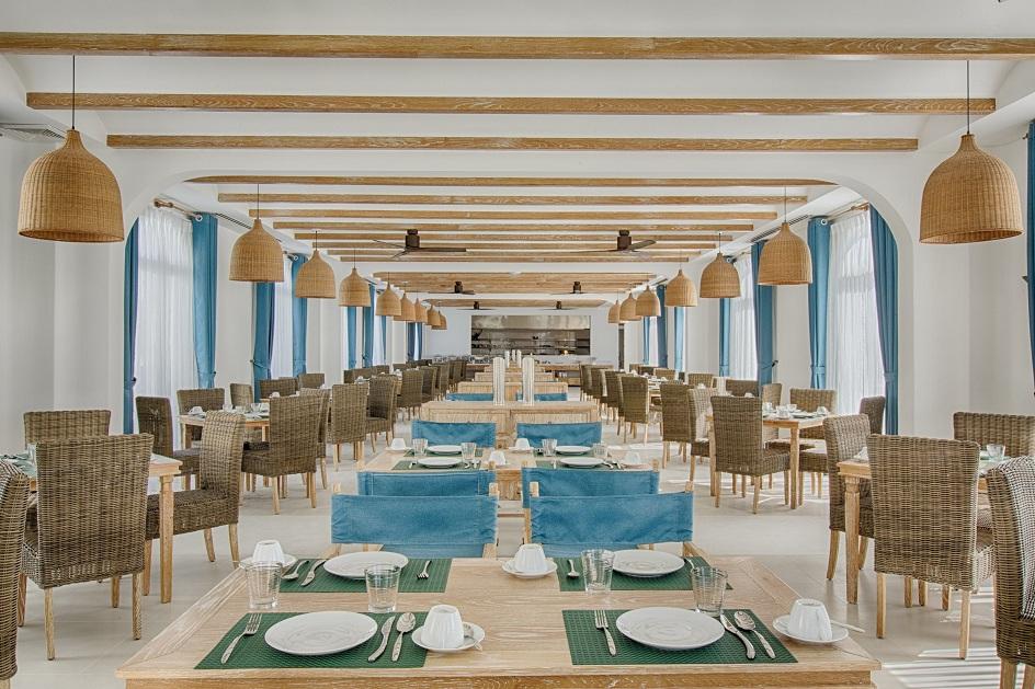 Resort-phong-cach-Santorini-tai-DN 1
