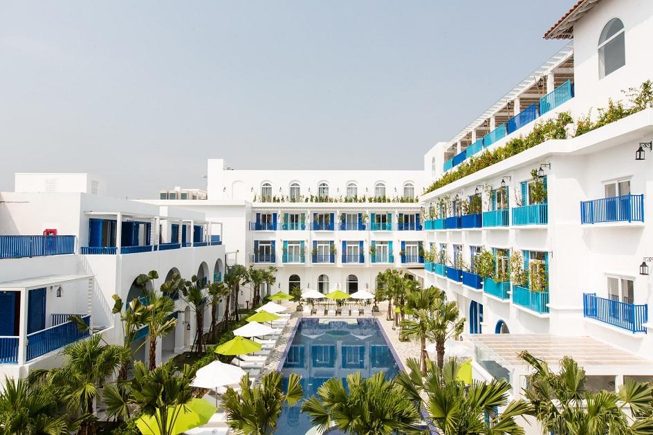 Resort-phong-cach-Santorini-tai-DN 3