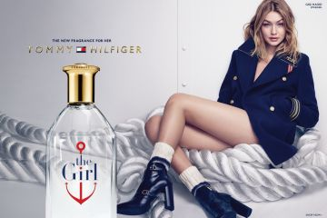 ra mat The Girl by Tommy Hilfiger 1