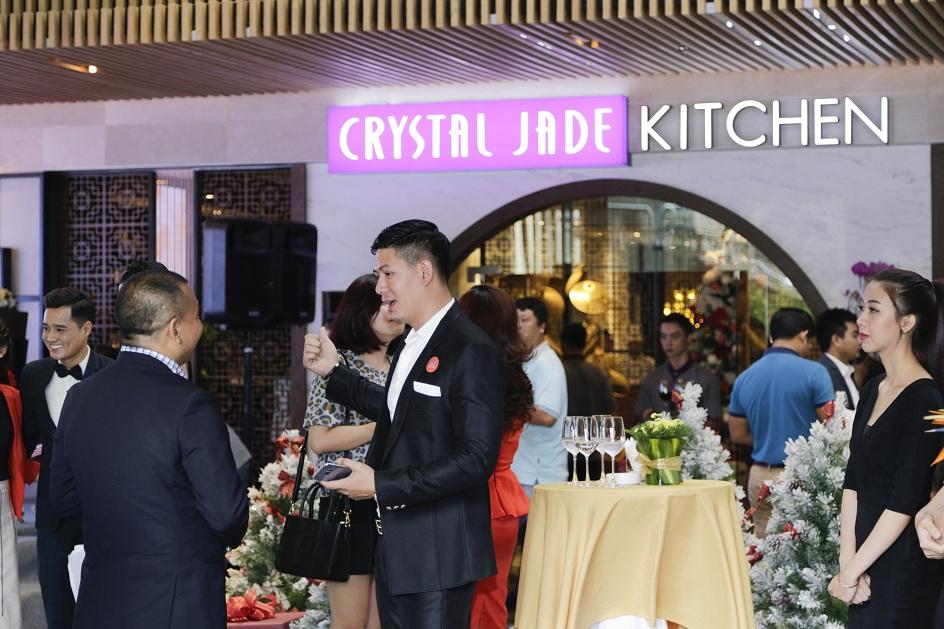 Sự kiện thu hút đông đảo giới sành ẩm thực Sài thành.