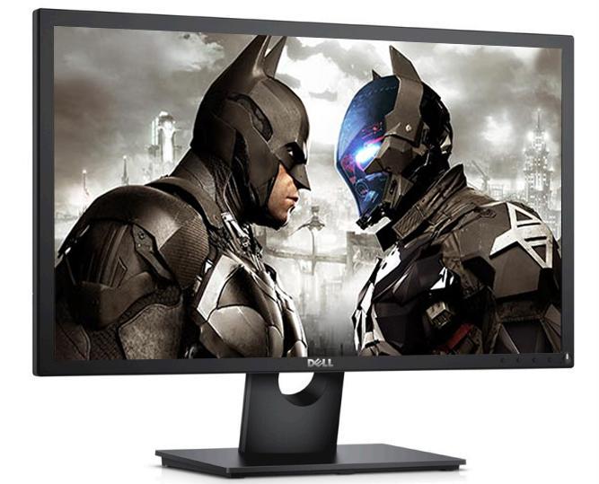 LCD E2417H trang bị tính năng ComfortView giúp giảm độ màu xanh trên màn hình.