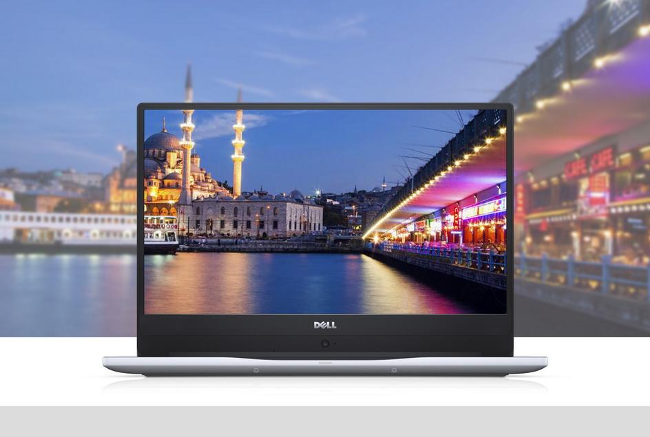Inspiron 7460 sở hữu viền màn hình siêu mỏng