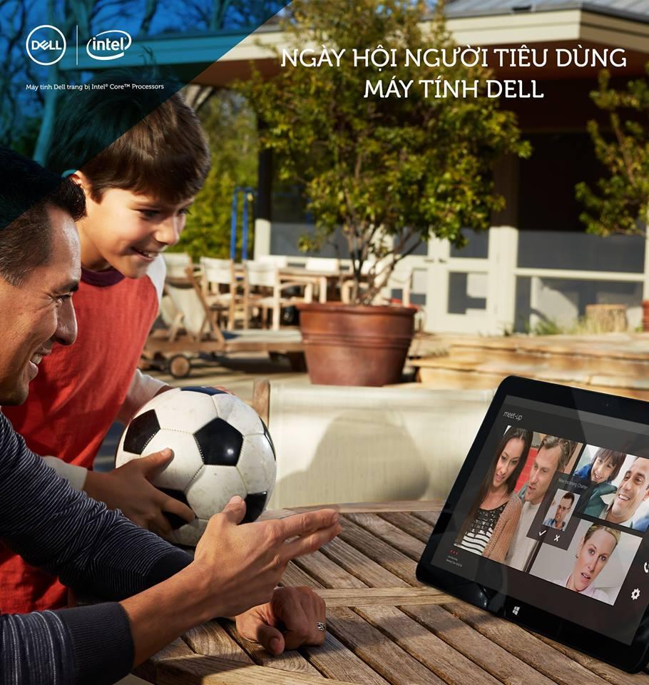 NDN_Ngay hoi nguoi tieu dung may tinh Dell_2