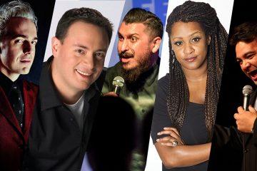 Đêm thứ ba của Lễ hội Hài kịch Quốc tế Magners sẽ là đêm đặc biệt quy tụ năm danh hài chuyên nghiệp nổi tiếng thế giới.