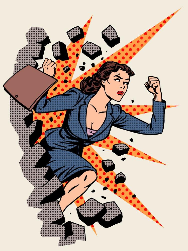 Bứt phá để thành công • NỮ DOANH NHÂN - BusinessWoman Magazine