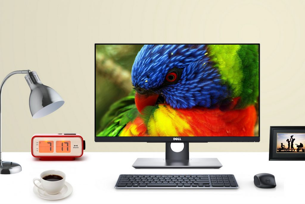 Dell P2418HT touch monitor.