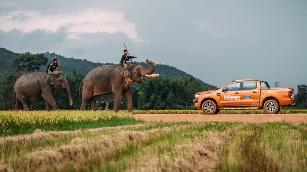 NDN_Ford ra mat Ranger ban Wildtrak 2.2L 4x4 AT hoan toan moi__resize