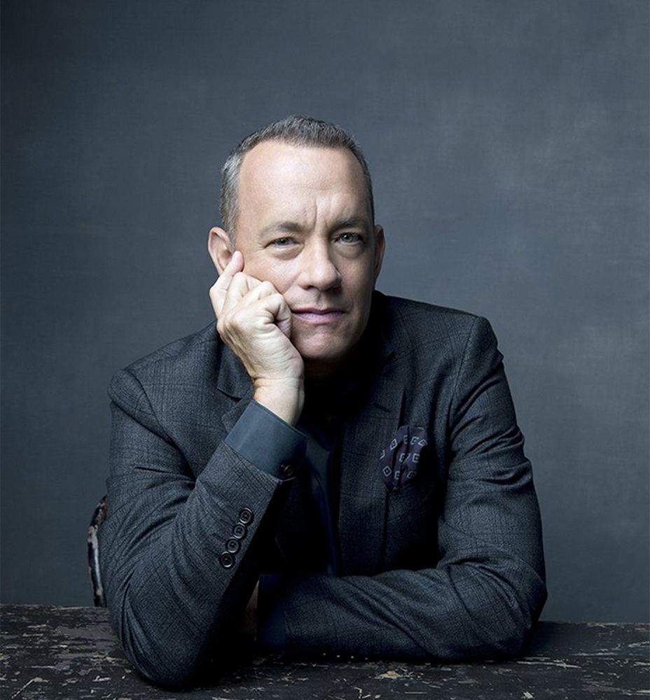 Tom Hanks Ö 'I'm kinda amazed when I go see a comedy and it's just filthy.'