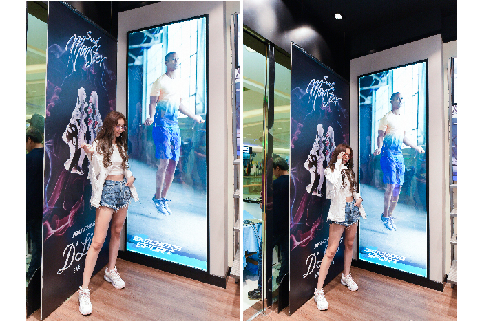NDN_Cua hang chuan the thao Skechers khai truong tai Crescent Mall-02