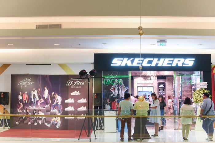 NDN_Cua hang chuan the thao Skechers khai truong tai Crescent Mall_4