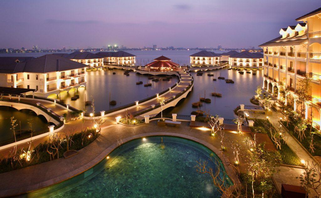 NDN_InterContinental Hanoi Westlake khu nghi duong lang man nhat Vietnam_2_resize