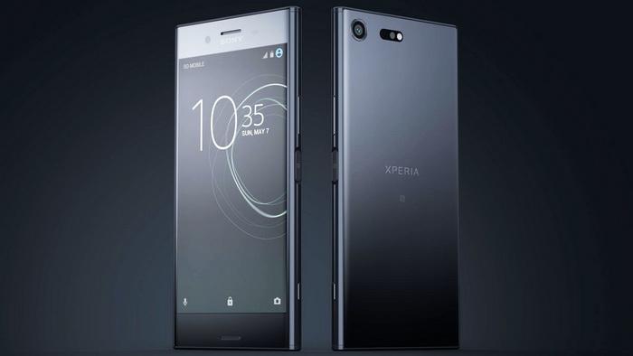 NDN_Sony gioi thieu smartphone the he man hinh 4K HDR dau tien the gioi_1