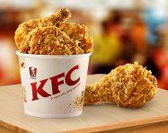 Crazy Wednesday – thứ Tư chưa từng có tại KFC