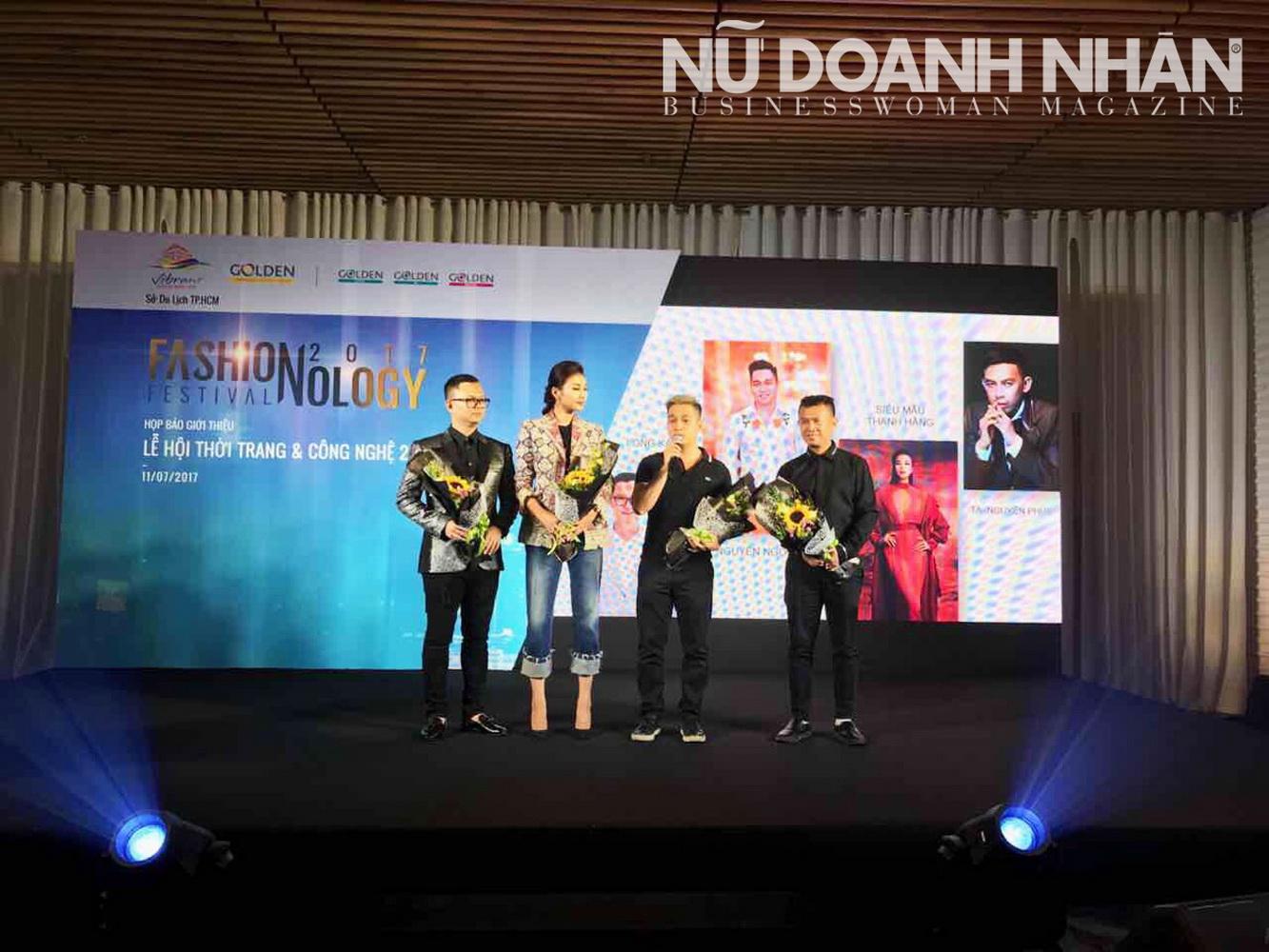 NDN_Le hoi thoi trang va cong nghe Fashionology Festival 2017_1