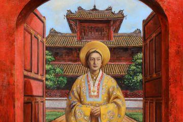 NDN_Trien lam tranh Nha Nguyen II tai Craig Thomas Gallery_1