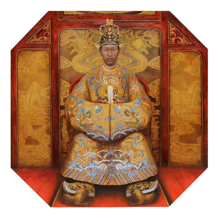 NDN_Trien lam tranh Nha Nguyen II tai Craig Thomas Gallery_2